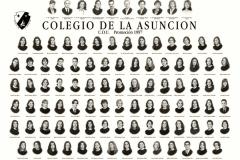 Orla de C.O.U del Colegio de la Asunción de Gijón.