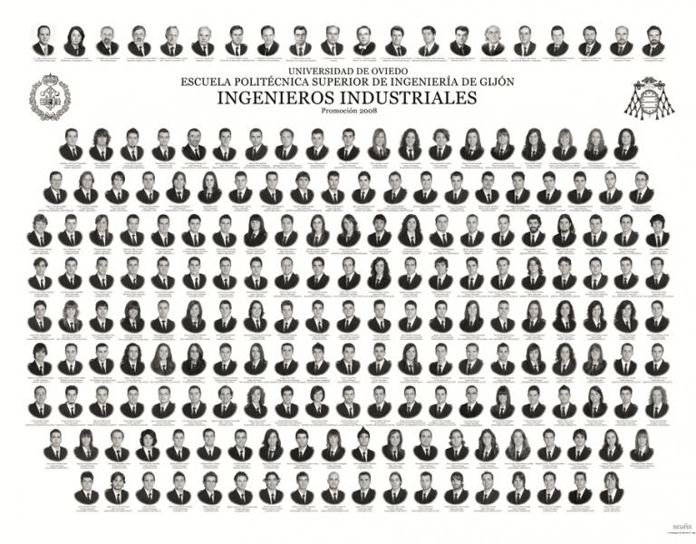 Orla de Ingenieros Industriales de la Escuela Politécnica de Ingeniería de Gijón E.P.I.