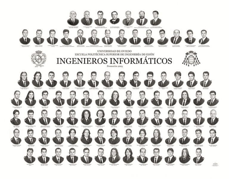 Orla de Ingenieros Informáticos de la Escuela Politécnica de Ingeniería de Gijón E.P.I.