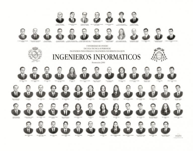 Orla de Ingenieros Informaticos de la Escuela Politécnica de Ingeniería de Gijón E.P.I.