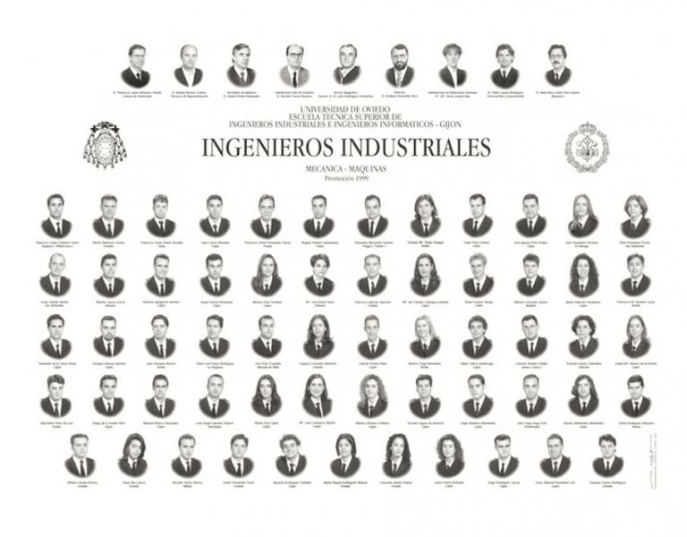 Orla de Mecánica de Máquinas de la Escuela Politécnica de Ingeniería de Gijón E.P.I.