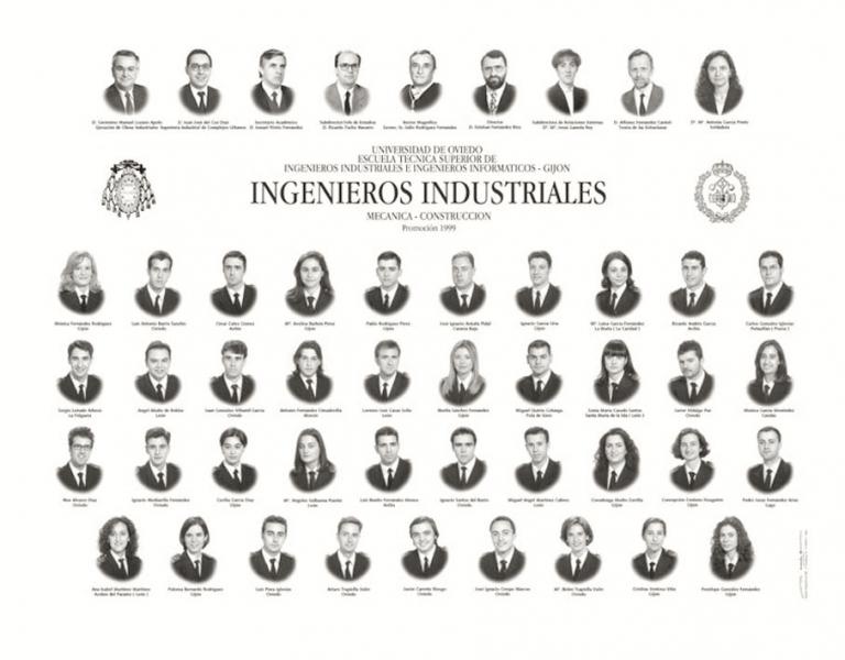 Orla de Mecánica de Construcción de la Escuela Politécnica de Ingeniería de Gijón E.P.I.