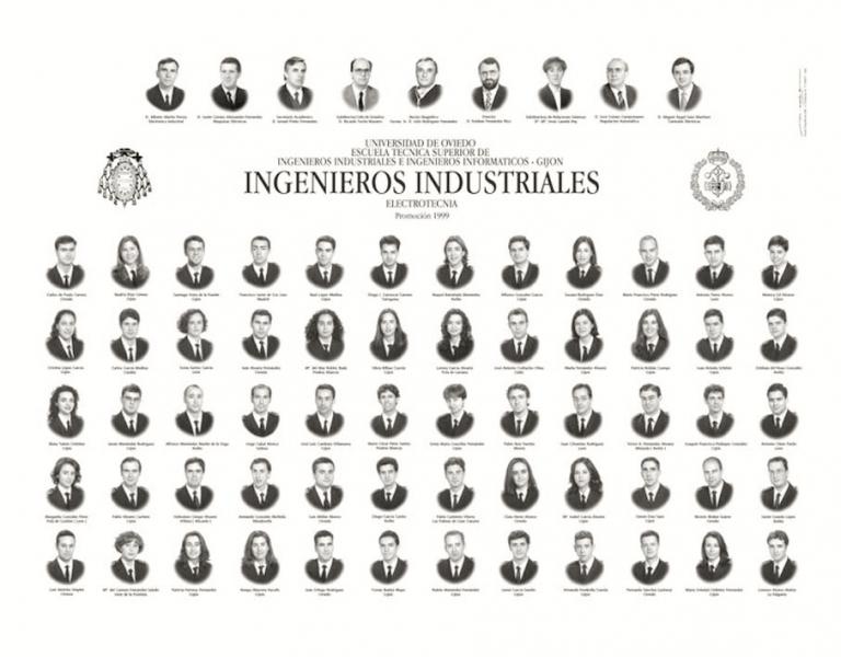 Orla de Electrotécnia de la Escuela Politécnica de Ingeniería de Gijón E.P.I.