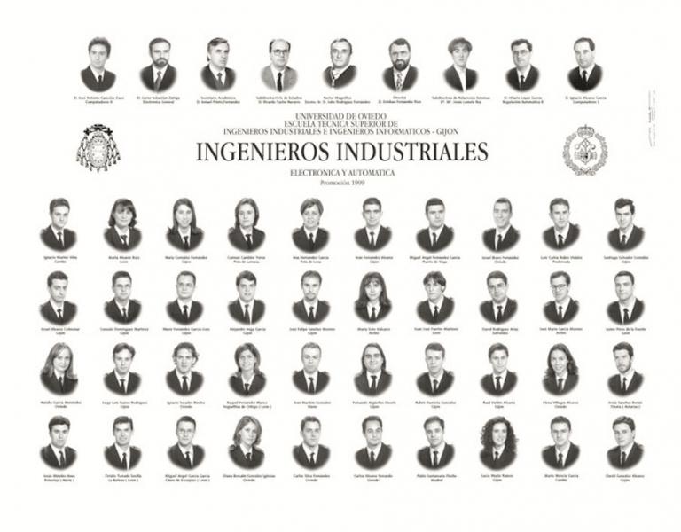 Orla de Electrónica y Automática de la Escuela Politécnica de Ingeniería de Gijón E.P.I.