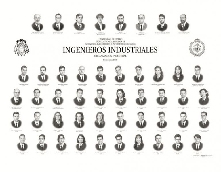 Orla de Organización Industrial de la Escuela Politécnica de Ingeniería de Gijón E.P.I.
