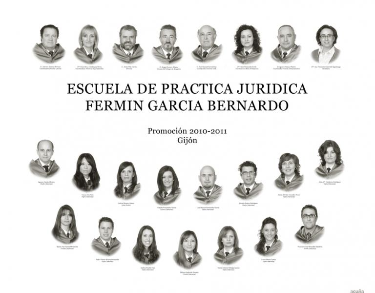 """Escuela de Práctica Jurídica """"Fermín García Bernardo"""""""