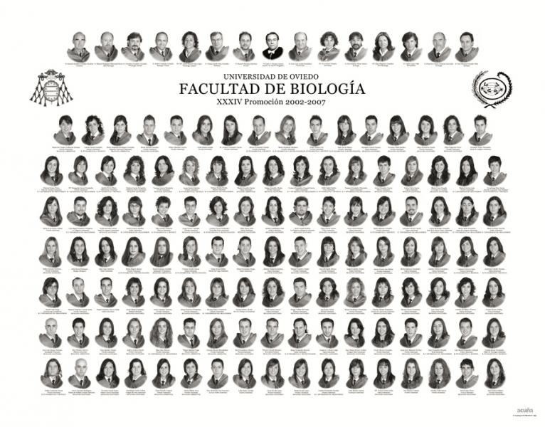 Orla de Biología de la Universidad de Oviedo