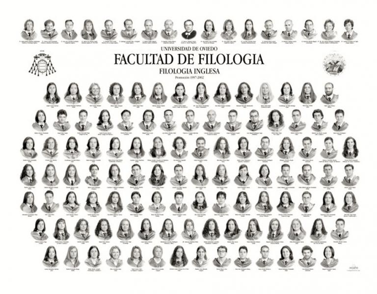 Orla de Filología Inglesa de la Facultad de Filosofia y Letras de la Universidad de Oviedo