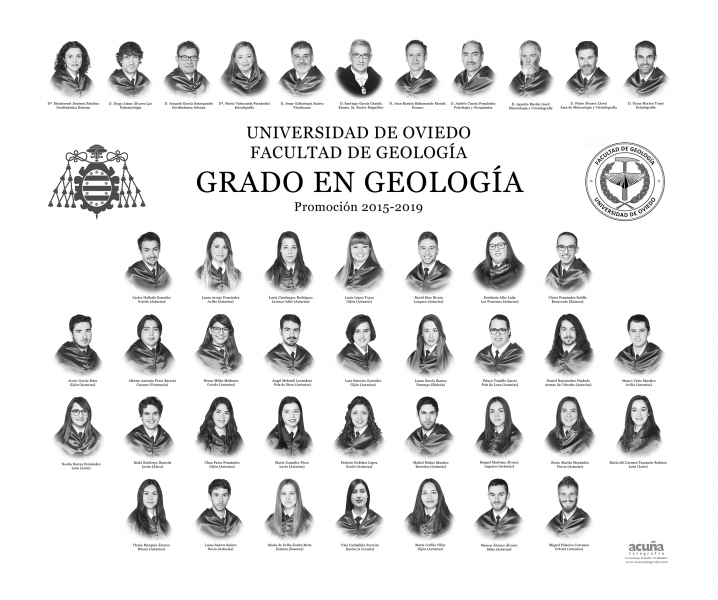Facultad de Geología de Oviedo