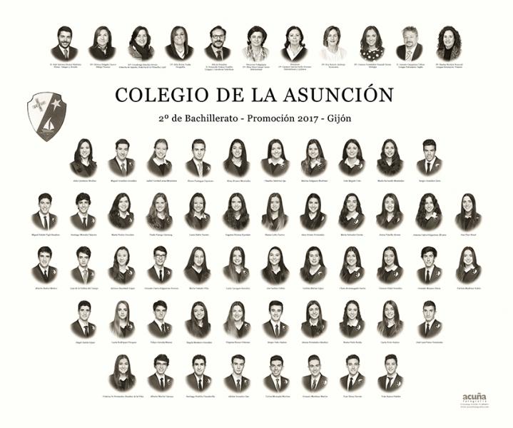 Orla Colegio de la Asunción de Gijón